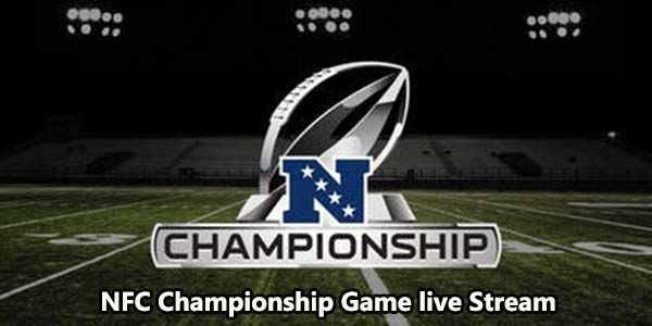 NFC Championship Game 2019 live Stream